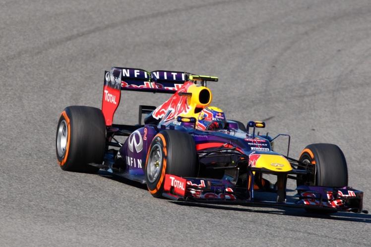 Red Bull 2013 Jerez